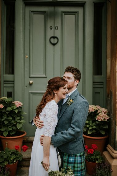 Married | Glasgow, West End Wedding | Cottiers Glasgow | Chris Barber Photography