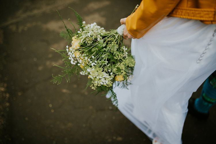 Florals | Glasgow, West End Wedding | Cottiers Glasgow | Chris Barber Photography