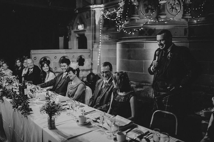 Reception | Glasgow, West End Wedding | Cottiers Glasgow | Chris Barber Photography