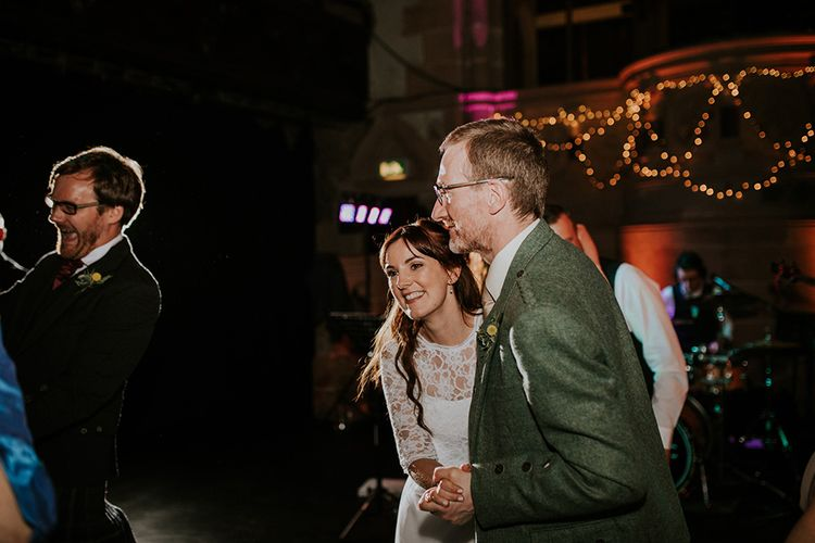 Party | Glasgow, West End Wedding | Cottiers Glasgow | Chris Barber Photography