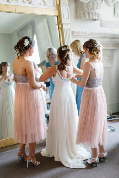 Needle & Thread Bridesmaids Dresses