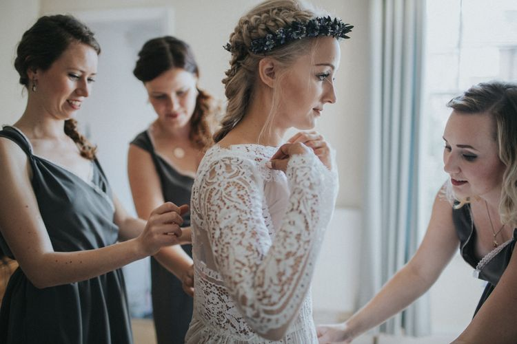 Bridal Preparations | Getting Ready