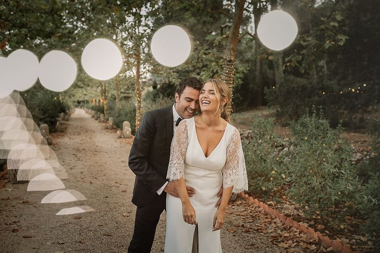 Bohemian Festival Wedding In Large Glasshouse In Spain With Outdoor Ceremony And Pampas Grass Planning & Styling By La Puta Suegra Images By Pablo Laguia