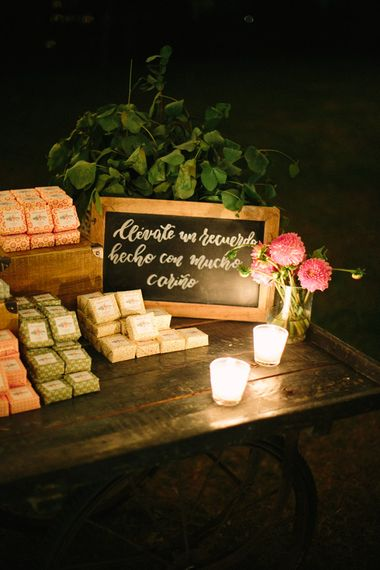 Wedding Guests Favours