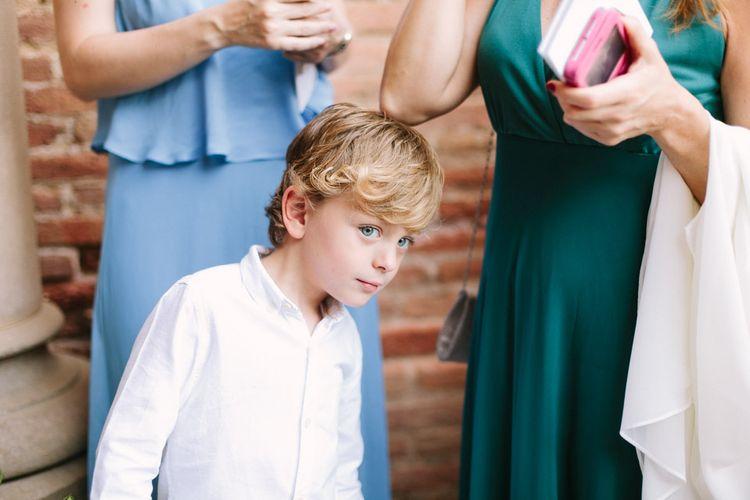 Miniature Wedding Guests