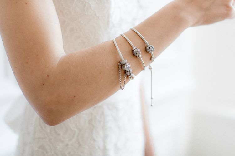 PANDORA Jewellery To Compliment Your Bridal Look