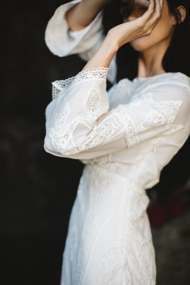 Pasatempo {The 2018 Bridal Collection By Boüret}