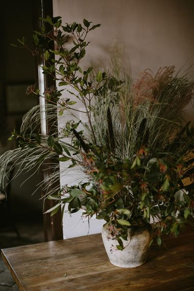 Wedding Flowers | Spanish Wedding at Can Valldaura Planned by Collage eStudio | Images by Marcos Sanchez | Monika Frias Videography