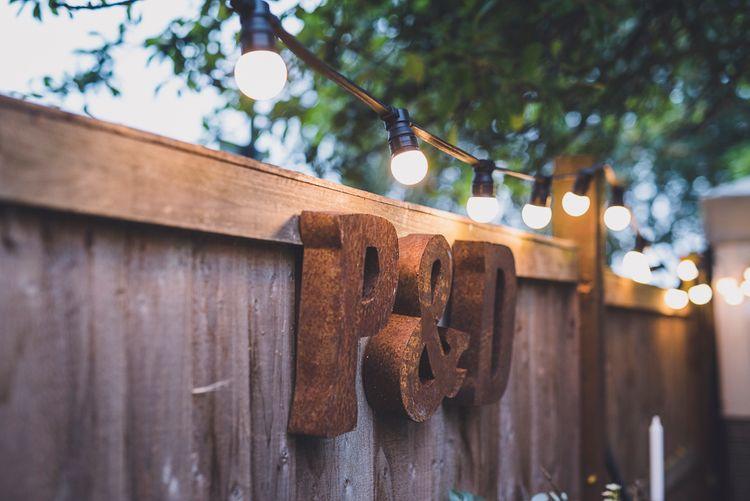 Festoon Lights & Industrial Letters