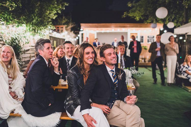 Outdoor Garden Wedding Speeches