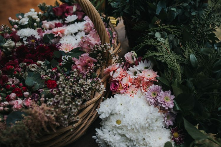 Wedding Flowers | 2 Day Festival Theme Wedding | Colin Ross Photography