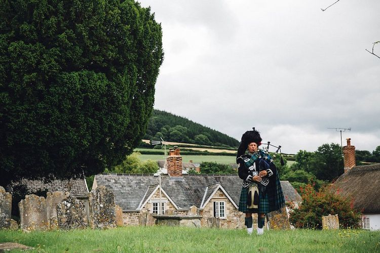 Bag Piper For Wedding Day