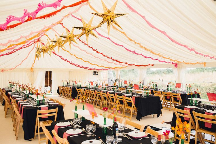 Star Lanterns For Marquee
