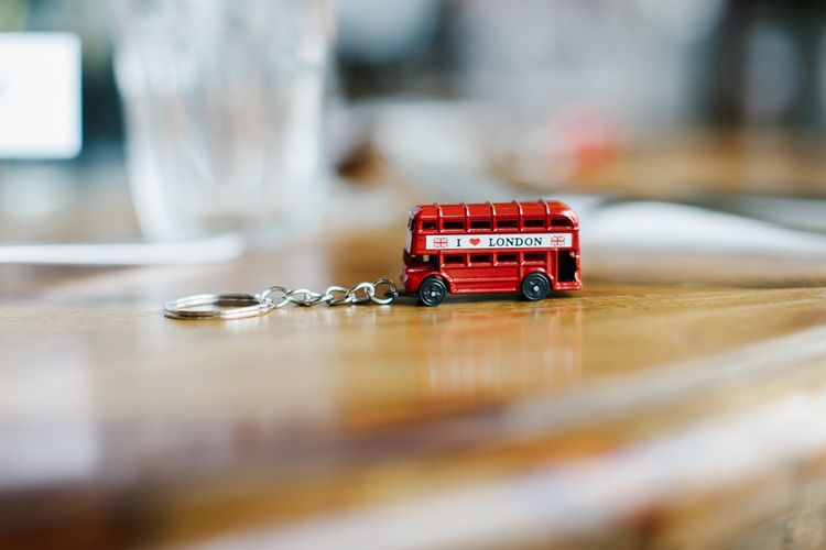 London Red Bus | Bright Wedding at The Oyster Shed in London | Chris Barber Photography