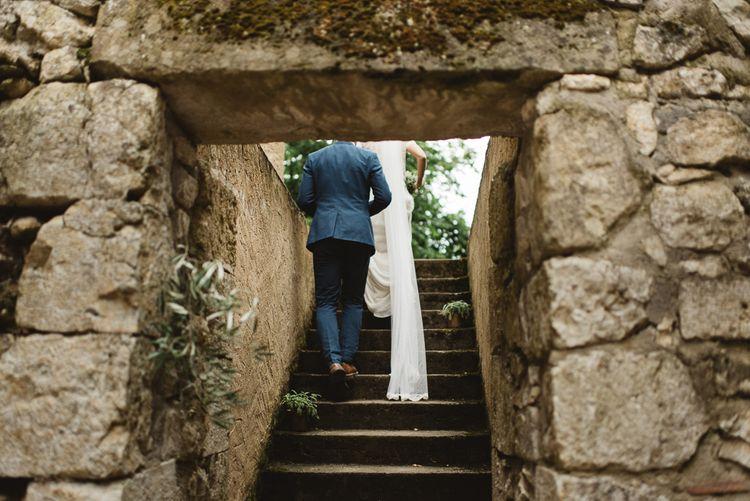 Rustic French Wedding At Chateau de Lartigolle