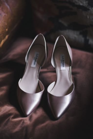 L.K Bennett Wedding Shoes