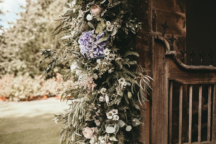 Floral Arch by Flowers by Passion