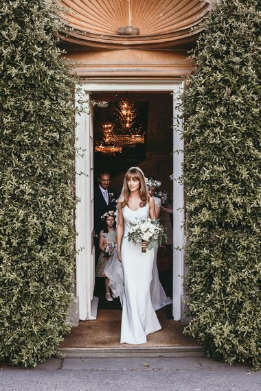 Couture Wedding Dress by Mirror Mirror London