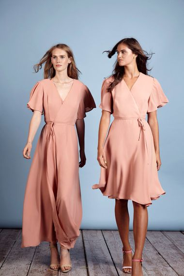 Florence & Tokyo in Peachy