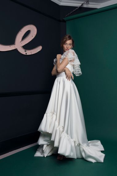 Ridley Lace Top // Breeze Dress