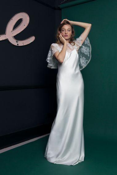Ridley Lace Top // Iris Slip Dress