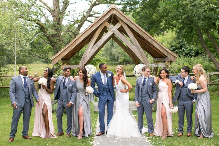 Wedding Party | Millbridge Court, Surrey | Anneli Marinovich Photography