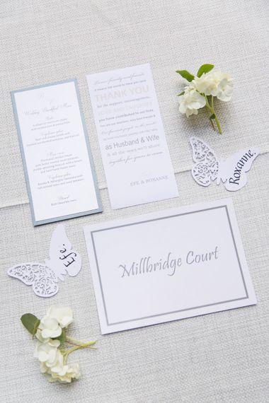 Wedding Stationery | Anneli Marinovich Photography