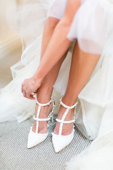 Valentino Rockstud Shoes | Anneli Marinovich Photography