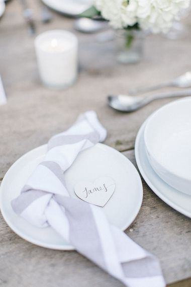 White & Grey Table Ware From Sainsbury's Home
