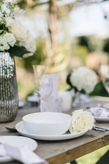 White Table Ware From Sainsbury's Home