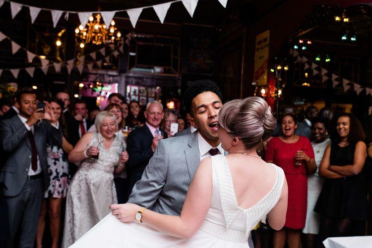 60s inspired london pub wedding babb photo-114