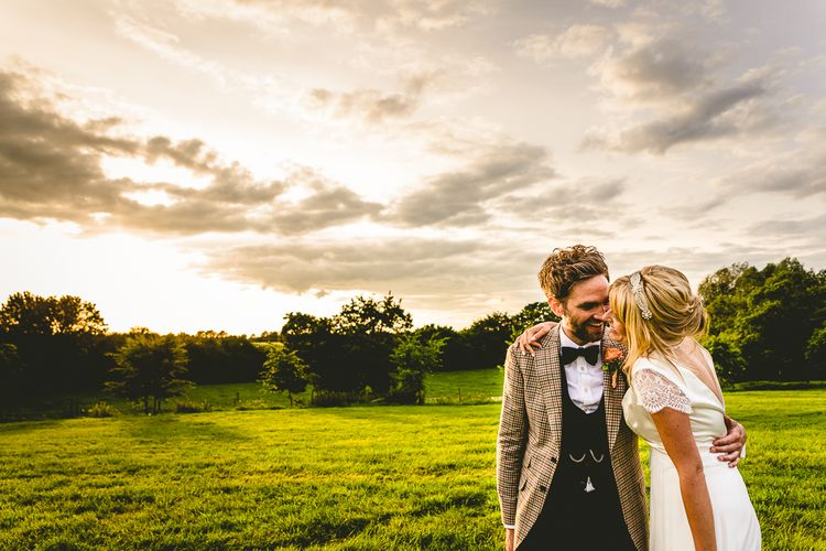 Golden Hour Couple Portraits By Love That Smile Photography