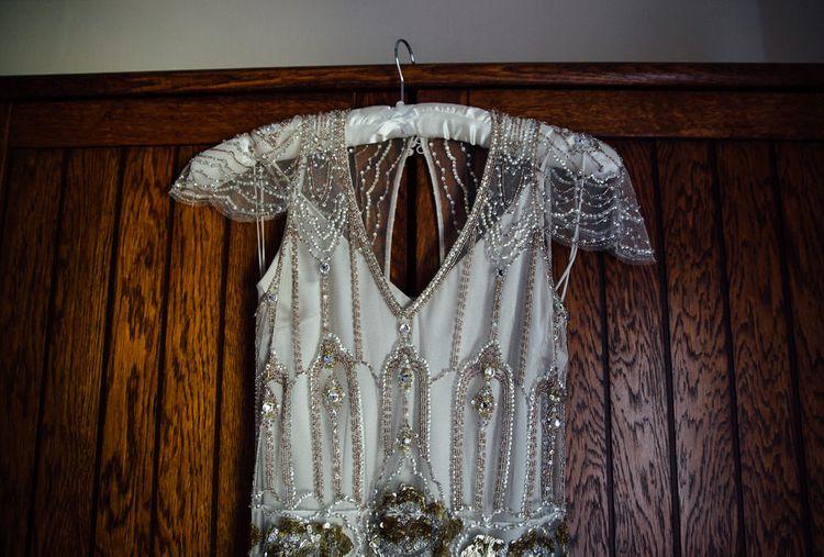 Pre Owned Jenny Packham Wedding Dress