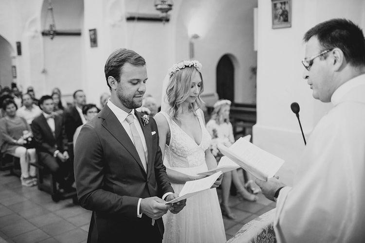 Church Ceremony | Raquel Benito Photography