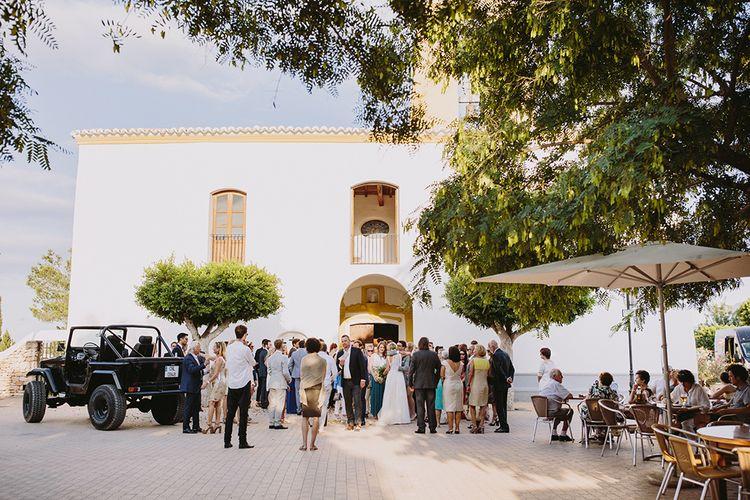Wedding Guests | Raquel Benito Photography