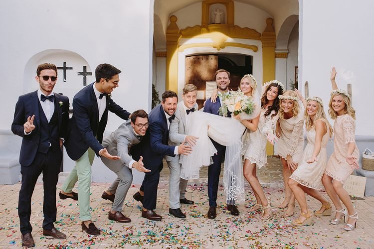 Wedding Party | Raquel Benito Photography