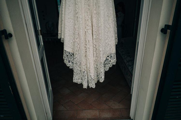 Lace Wedding Dress | Jason Mark Harris Photography | Harris Films