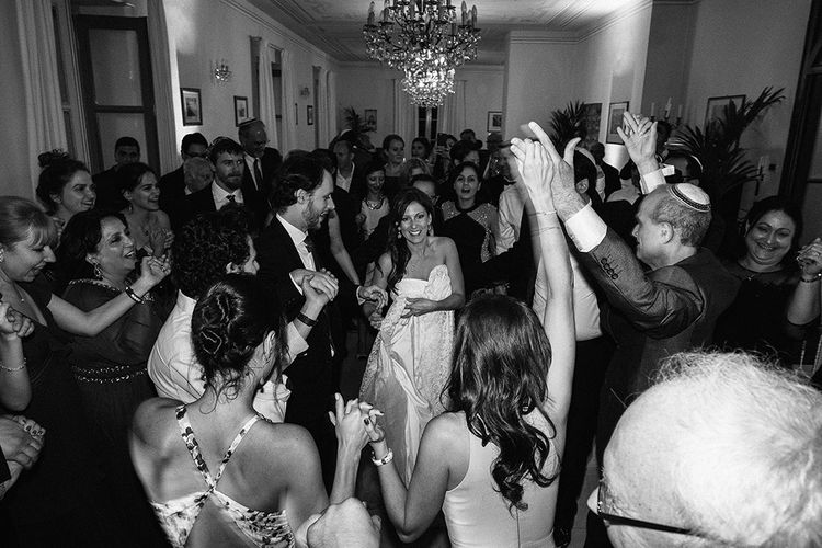 Wedding Reception | Bride & Groom | Bellagio Lake Como Wedding Venue | Jason Mark Harris Photography | Harris Films