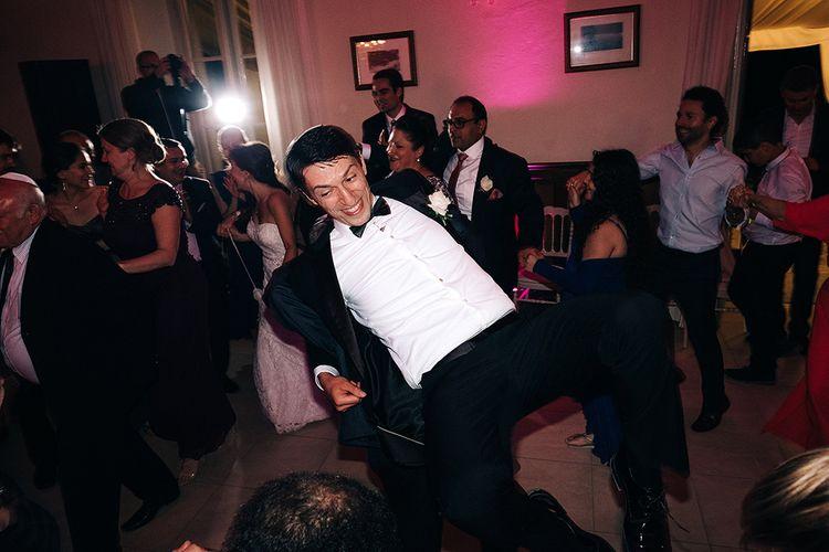 Dancing | Bride & Groom | Bellagio Lake Como Wedding Venue | Jason Mark Harris Photography | Harris Films