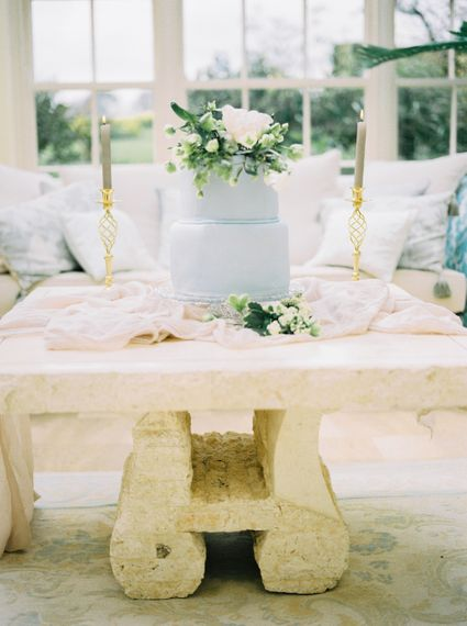 Elegant Elopement At Georgian Manor House With Styling by Lily & Sage