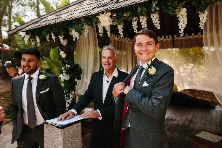 Wedding Guests | Can Amonita | Ibiza Destination Wedding | Helen Abraham Photography | Ibiza Wedding Films