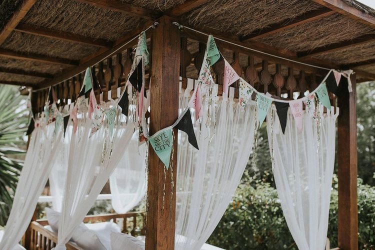 Stylish Atzaro Ibiza Destination Wedding
