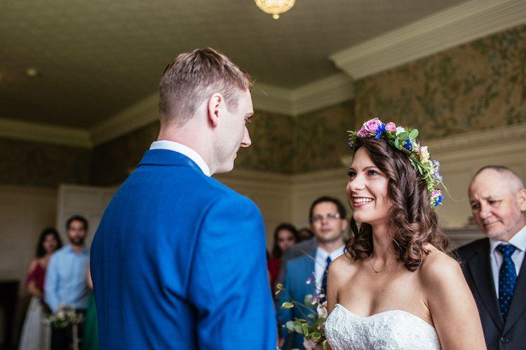 Bride & Groom Wedding Ceremony Vows