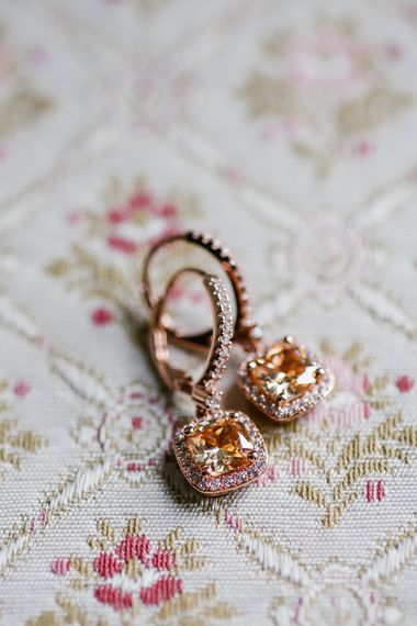 Rose Gold Bridal Jewellery