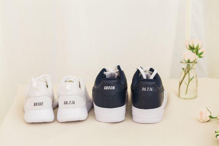 Personalised Nikes