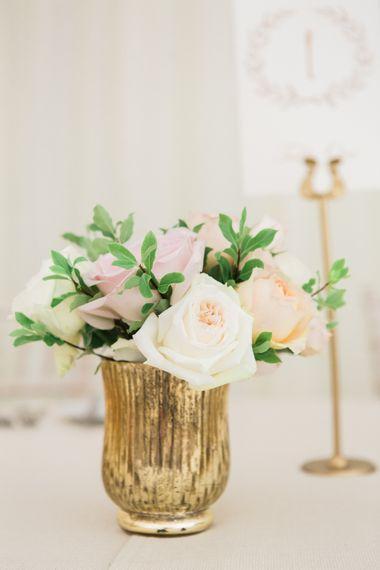 Floral Vase Centrepiece
