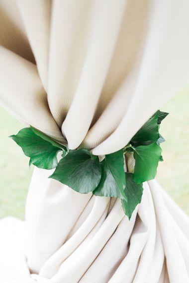 Ivy Wedding Decor