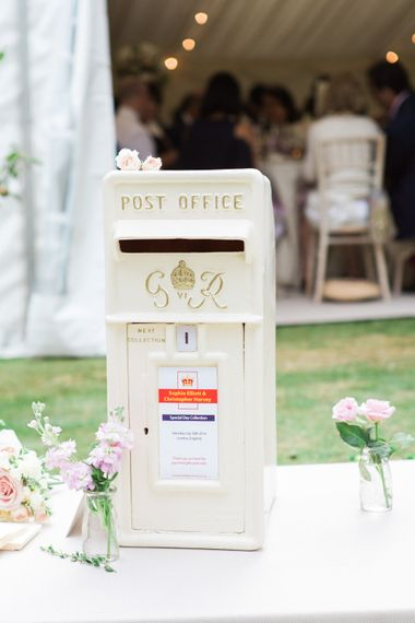 Post Box for Wedding Cards