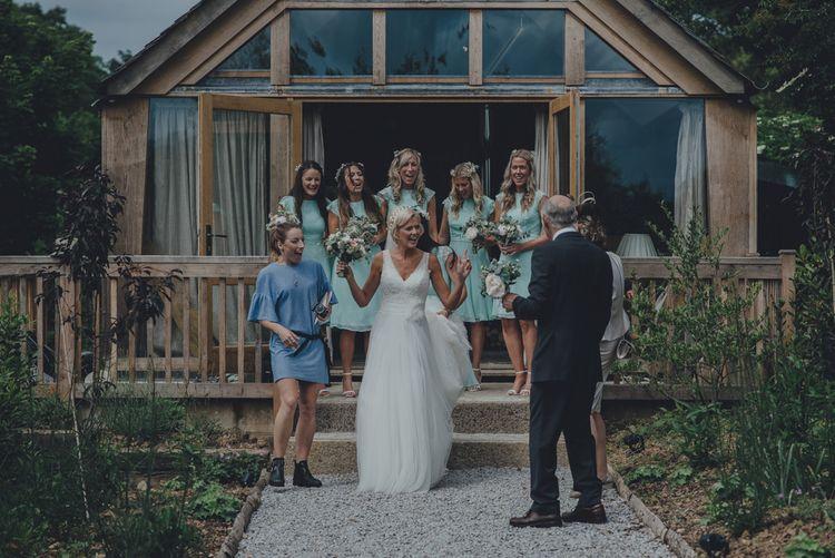 Bridal Suite at Nancarrow Farm Cornwall