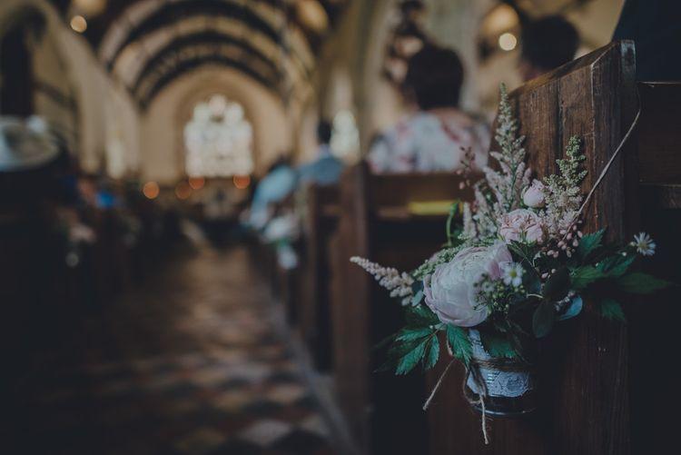 Church Wedding Reception